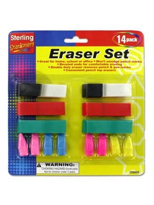 Picture of Eraser value pack (Available in a pack of 36)