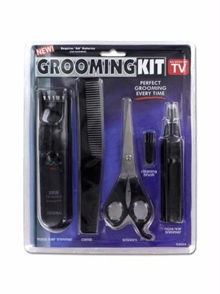Picture of Grooming kit (Available in a pack of 5)