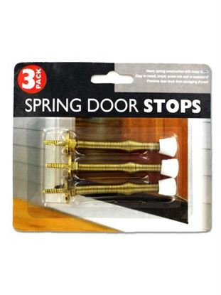 Picture of Spring door stop set (Available in a pack of 24)