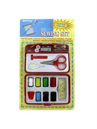 Picture of Compact sewing kit (Available in a pack of 24)
