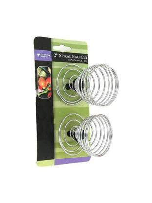 Picture of 2 piece spiral egg cup (Available in a pack of 30)