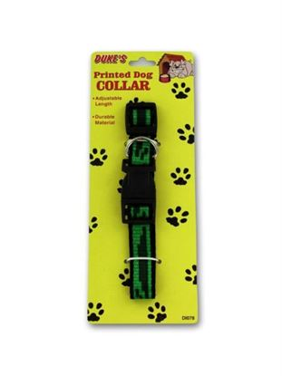 Picture of Adjustable dog collar (Available in a pack of 24)