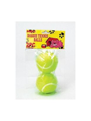 Picture of 2 Pack dog tennis balls (Available in a pack of 25)
