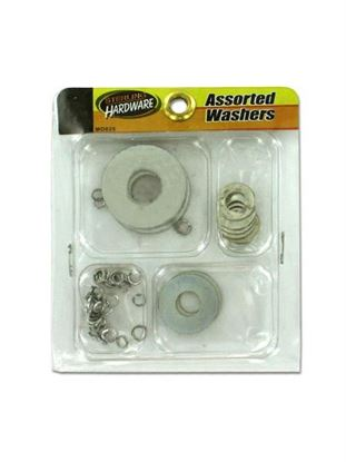 Picture of Assorted size washers (Available in a pack of 24)