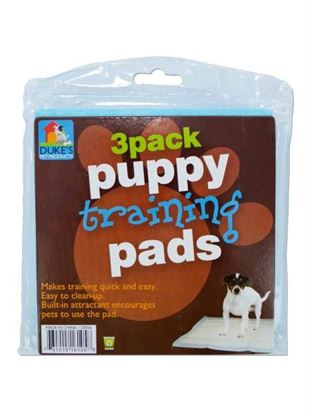 Picture of Puppy training pads (Available in a pack of 24)