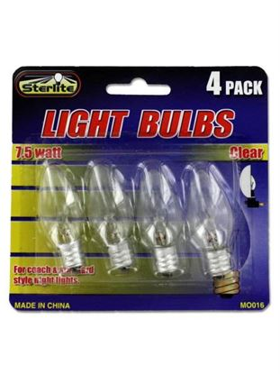 Picture of 7 Watt light bulbs (Available in a pack of 24)