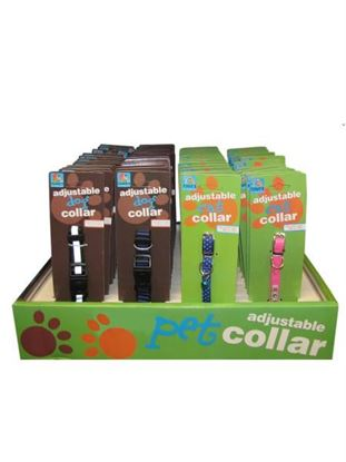 Picture of Assorted Dog and Cat Collars (Available in a pack of 24)