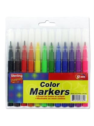 Picture of Colored marker set (Available in a pack of 24)