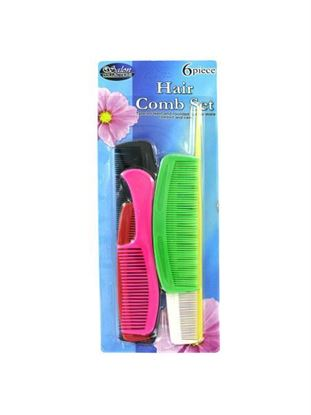 Picture of Hair comb set (Available in a pack of 24)