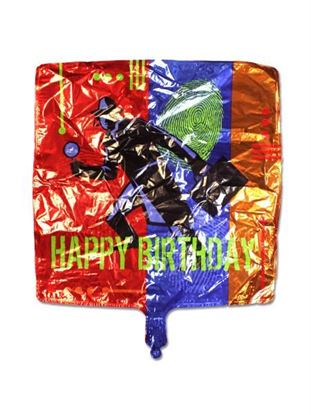 Picture of Mylar balloon 19x19 in. (Available in a pack of 24)