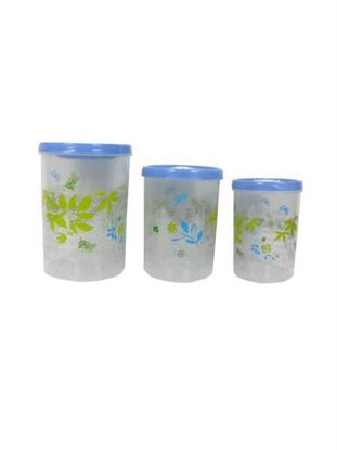 Picture of Decorative storage containers, pack of 3 (Available in a pack of 1)
