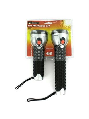 Picture of 2 Pack professional flashlight set (Available in a pack of 6)