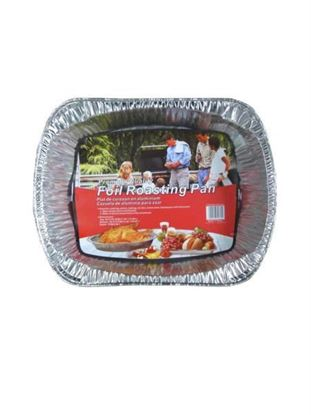 Picture of Foil roasting pan, large size (Available in a pack of 12)