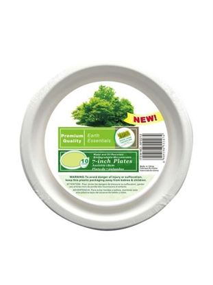 Picture of Paper plates, pack of 10, 7' (Available in a pack of 12)