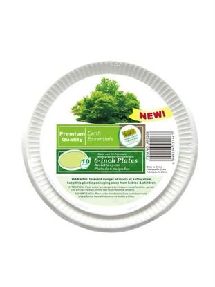 Picture of Paper plates, pack of 10 (Available in a pack of 24)