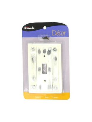 Picture of Antique-look light switchplate (Available in a pack of 24)