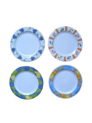 Picture of Melamine dinner plate (Available in a pack of 24)