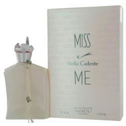 Picture of Miss Me Discrete Stella Cadente By Stella Cadente Edt Spray 1.7 Oz