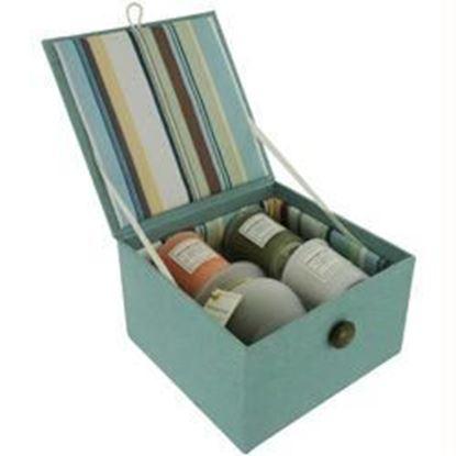 Picture of Candle Gift Box Stella (new) By Candle Gift Box Stella