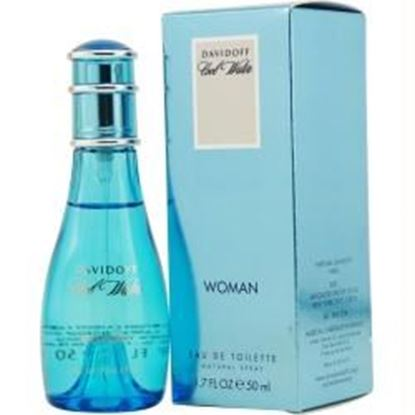 Picture of Cool Water By Davidoff Edt Spray 1.7 Oz