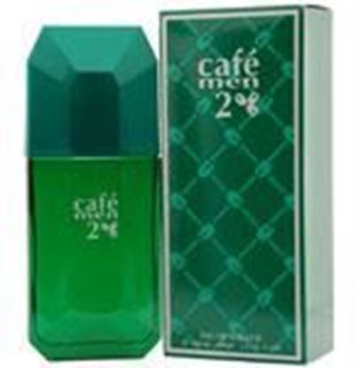 Picture of Cafe Men 2 By Cofinluxe Edt Spray 3.4 Oz (green Edition)