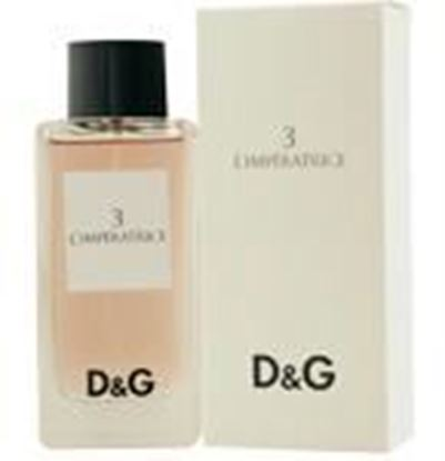 Picture of D & G 3 L'imperatrice By Dolce & Gabbana Edt Spray 3.3 Oz