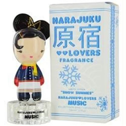 Picture of Harajuku Lovers Music Snow Bunnies By Gwen Stefani Edt Spray .33 Oz
