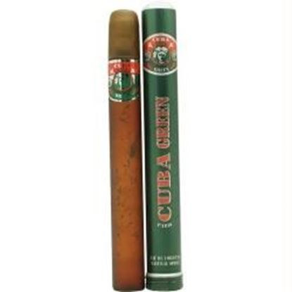 Picture of Cuba Green By Cuba Edt Spray 1.17 Oz