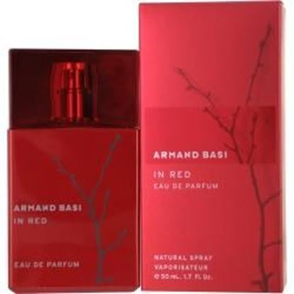 Picture of Armand Basi In Red By Armand Basi Eau De Parfum Spray 1.7 Oz