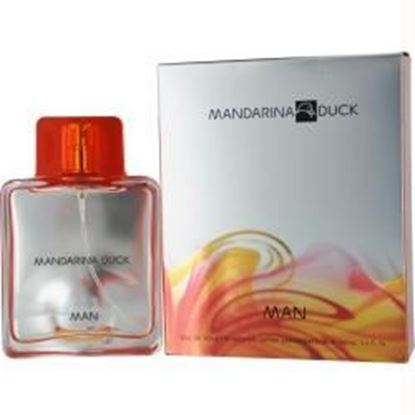 Picture of Mandarina Duck Man By Mandarina Duck Edt Spray 3.4 Oz
