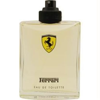 Picture of Ferrari Red By Ferrari Edt Spray 4.2 Oz *tester
