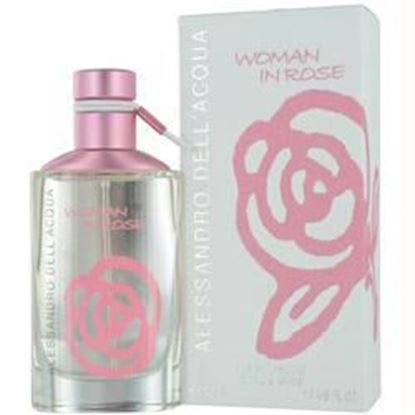 Picture of Woman In Rose By Alessandro Dell Acqua Edt Spray 1.7 Oz