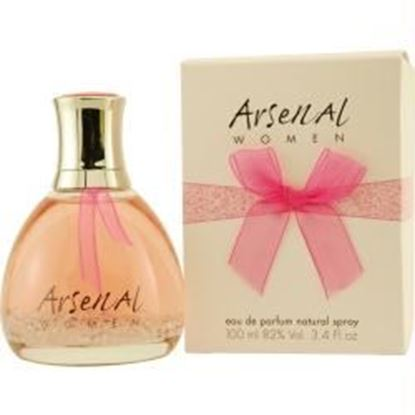 Picture of Arsenal Women By Eau De Parfum Spray 3.4 Oz