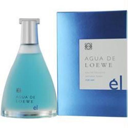 Picture of Agua De Loewe El By Loewe Edt Spray 3.4 Oz