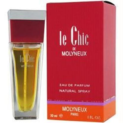 Picture of Le Chic By Molyneux Eau De Parfum Spray 1 Oz