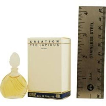 Picture of Creation By Ted Lapidus Edt .13 Oz Mini