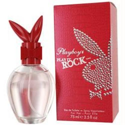 Picture of Playboy Play It Rock By Playboy Edt Spray 2.5 Oz