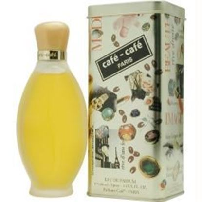Picture of Cafe De Cafe By Cofinluxe Eau De Parfum Spray 3.4 Oz