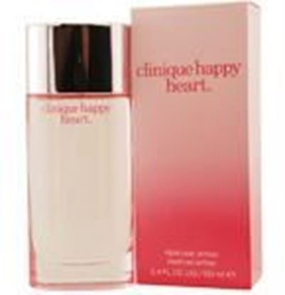Picture of Happy Heart By Clinique Parfum Spray 3.4 Oz (new Packaging)