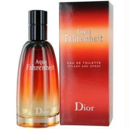 Picture of Aqua Fahrenheit By Christian Dior Edt Spray 2.5 Oz