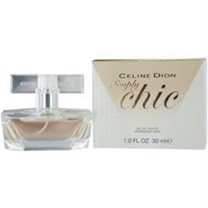 Picture of Celine Dion Simply Chic By Celine Dion Edt Spray 1 Oz