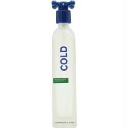 Picture of Cold By Benetton Edt Spray 3.3 Oz
