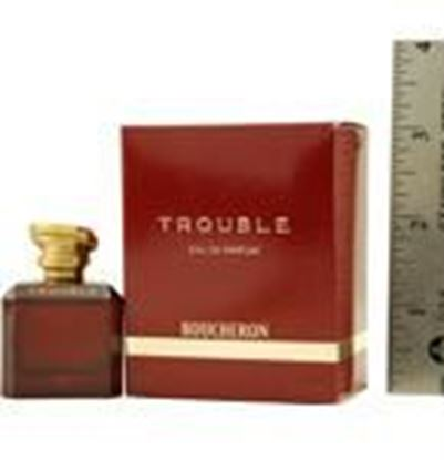 Picture of Boucheron Trouble By Boucheron Eau De Parfum .5 Oz Mini
