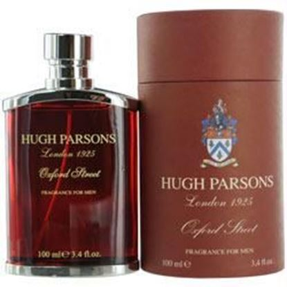 Picture of Hugh Parsons Oxford Street By Hugh Parsons Eau De Parfum Spray 3.4 Oz
