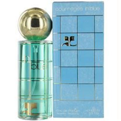 Picture of Courreges In Blue By Courreges Eau De Parfum Spray 3.4 Oz