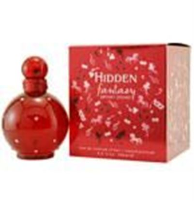 Picture of Hidden Fantasy Britney Spears By Britney Spears Eau De Parfum Spray 3.4 Oz