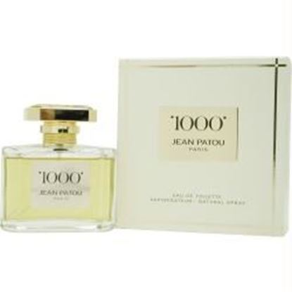Picture of Jean Patou 1000 By Jean Patou Edt Spray 2.5 Oz
