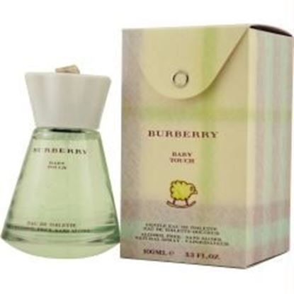 Picture of Baby Touch By Burberry Edt Alcohol Free Spray 3.3 Oz