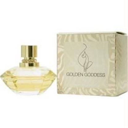 Picture of Baby Phat Golden Goddess By Kimora Lee Simmons Eau De Parfum Spray 1.7 Oz