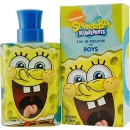 Picture of Spongebob Squarepants By Nickelodeon Spongebob Edt Spray 3.4 Oz (10th Anniversary Edition)